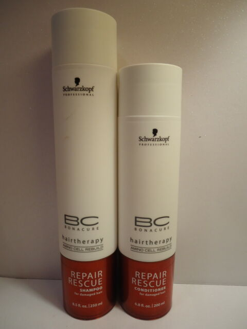 Schwarzkopf BC Bonacure Repair Rescue Shampoo & Conditioner Duo Set