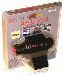 Facet-Posi-Flow-Electronic-Fuel-Pump-Kit-4-0-6-0-PSI-12V-Upto-180-BHP