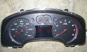 2009-09-Chevy-Equinox-Speedometer-Instrument-Cluster-Gauge-IPC-Repair-service