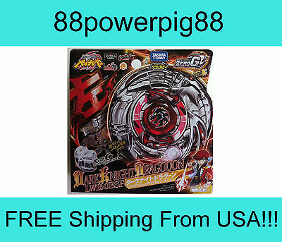 Takara Tomy Beyblade BBG-16 Dark Knight Dragooon LW160BSF US Seller