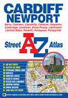 Cardiff & Newport Street Atlas by Geographers' A-Z Map Company (Paperback, 2012)