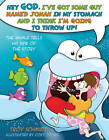 The Whale Tells His Side of the Story: Hey God, I've Got Some Guy Named Jonah in My Stomach and I Think I'm Going to Throw Up! by Troy Schmidt (Hardback, 2013)