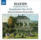 Franz Joseph Haydn - Haydn: Symphonies Nos. 9-12 (2007)