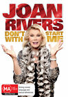 Joan Rivers - Don't Start With Me (DVD, 2013)