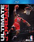 NBA - Ultimate Jordan (Blu-ray, 2012, 4-Disc Set)