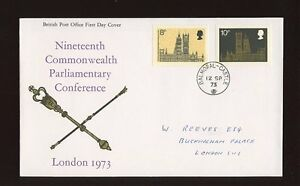 1973-Parliament-ROYAL-COURT-Post-Office-with-BALMORAL-CASTLE-CDS-addressed-FDC