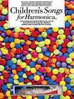 Children's Songs for Harmonica by Music Sales Ltd (Paperback, 1991)