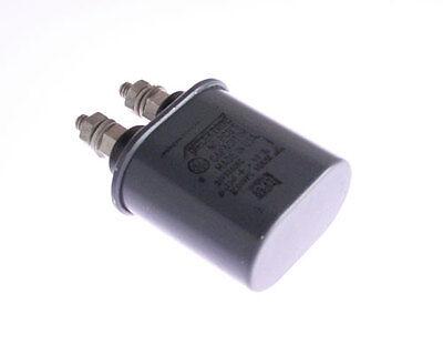 New GE .25uF 2000V High Voltage Oil Capacitor .25mfd 2000VDC