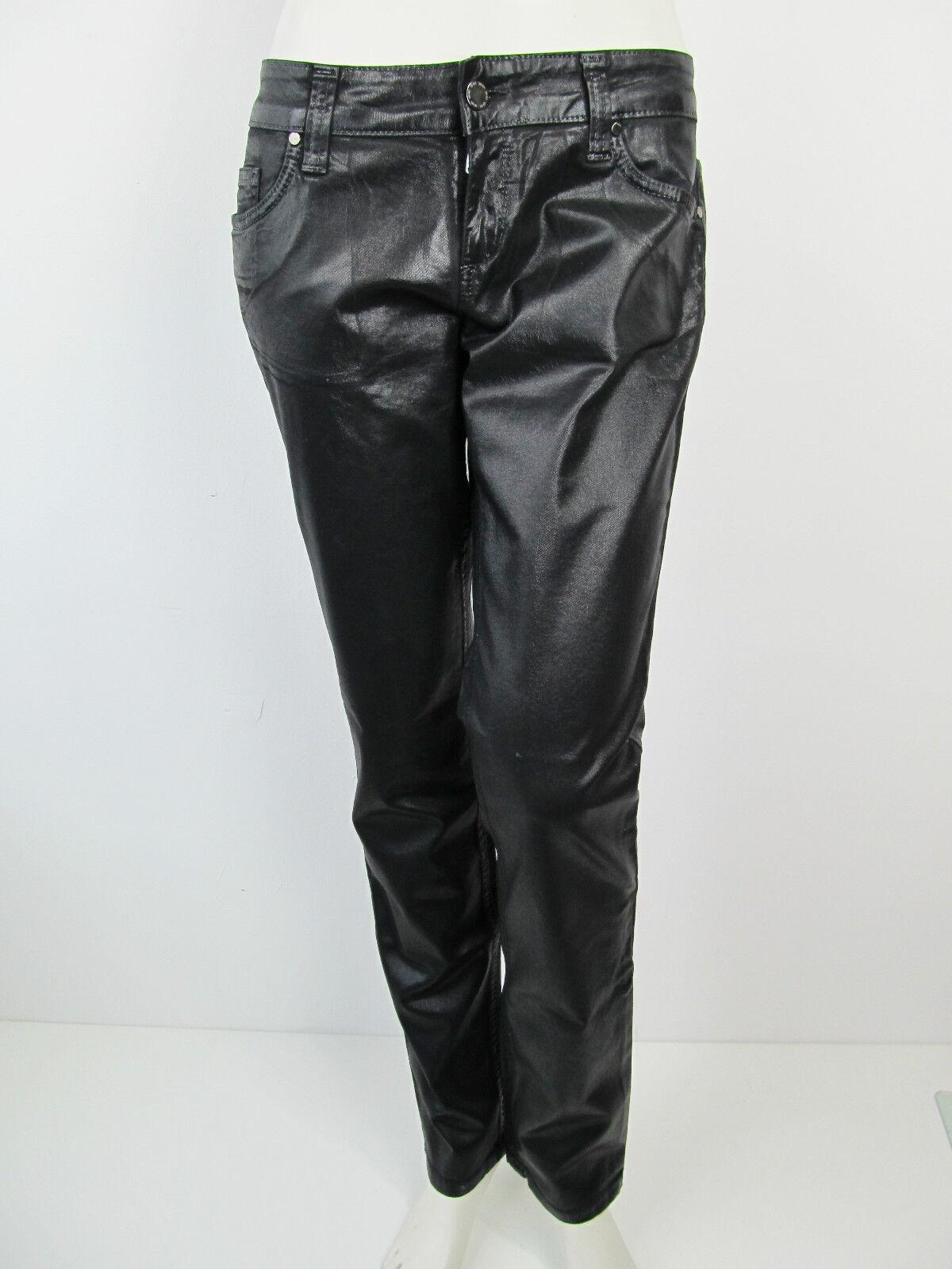Liu.Jo Hose Jeans Magic Slim Leg Röhren Hose black Gr 32