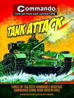 Commando: Tank Attack! by Carlton Books Ltd (Paperback, 2013)