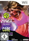 Zumba Fitness: Core (Nintendo Wii, 2012, DVD-Box)