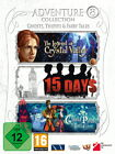 Adventure Collection 8 - Ghosts, Thieves & Fairy Tales (PC, 2012, DVD-Box)