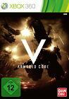 Armored Core V (Microsoft Xbox 360, 2012, DVD-Box)