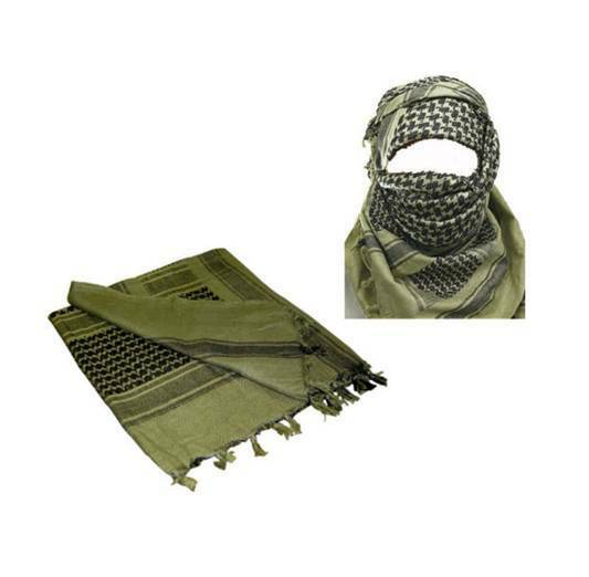 New Tactical SHEMAGH SCARF ARAB/SAS/RETRO ( 4 colours available