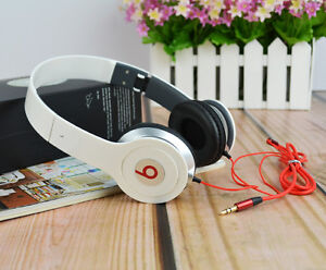 White-New-3-5mm-Headphone-For-PC-MP3-MP4-MP5-iPhone-Earphone-Earbuds-Stereo-Fold
