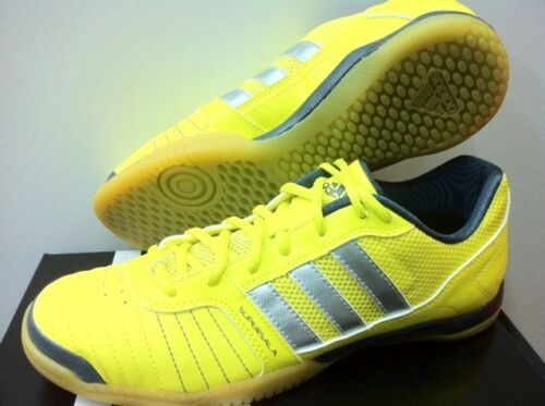ADIDAS SUPER SALA IX FUTSAL FOOTBALL SOCCER INDOOR COURT SHOES