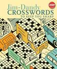 Jim-Dandy Crosswords to Keep You Sharp by Sterling Publishing Co Inc(Spiral bound)