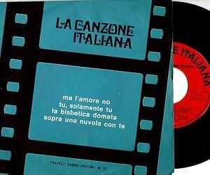 GIOVANNI-VALLARINO-D-039-ANZI-LILIA-SILVI-TURCHETTI-disco-EP-45-giri-MADE-in-ITALY