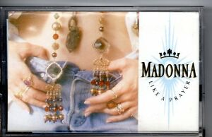 MADONNA-1989-LIKE-A-PRAYER-musicassetta-originale-MADE-IN-GERMANY-Prince-MC7-K7