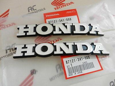Honda CB 500 Four K1 Tankembleme fuel tank emblem set new