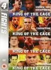 4 Collection: Fights - King Of The Cage (DVD, 2008)