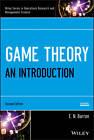 Game Theory: An Introduction by E. N. Barron (Hardback, 2013)