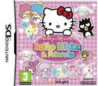 Loving Life with Hello Kitty & Friends (Nintendo DS, 2011) - European Version