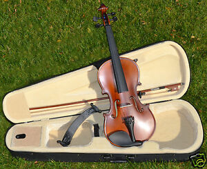 FOHNWIND-MODELL-12-SATIN-4-4-FULL-SIZE-ACOUSTIC-VIOLIN-FIDDLE