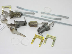 Chrysler Dodge Plymouth Ignition Door Trunk Lock Kit With ...