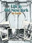 Life in Old New York: 24 Cards by Dover Publications Inc. (Paperback, 1994)