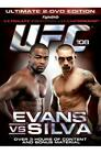 UFC - UFC 108 - Evans Vs Silva (DVD, 2010, 2-Disc Set)