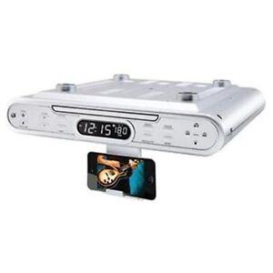 GPX-Under-counter-radio-CD-Player