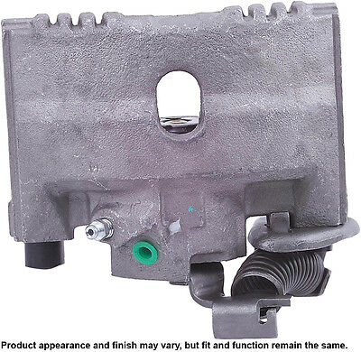 Cardone Industries 18-4237 Rear Left Rebuilt Brake Caliper With Hardware