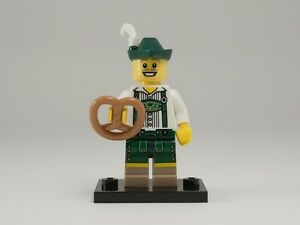 NEW-LEGO-MINIFIGURES-SERIES-8-8833-Lederhosen-Guy