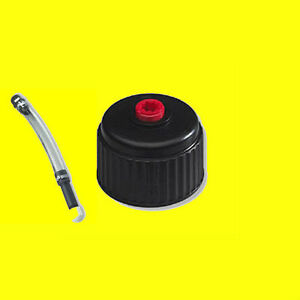 Vp 5 Gallon Fuel Jug Gas Can Cap With Deluxe Fill Hose