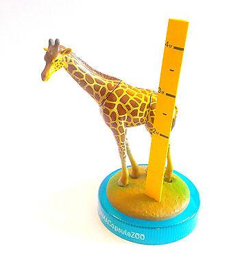 NEW RARE Kaiyodo Gashapon Asahiyama Zoo African Somali Giraffe Figure