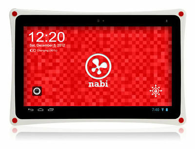 "NEW Fuhu Nabi XD 10.1"" Tablet  32GB (NABIXD-NV10C)"