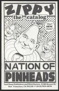 ZIPPY-Nation-of-Pinheads-The-Catalog-1982-Last-Gasp