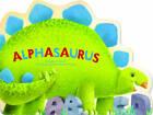 Alphasaurus by Megan E. Bryant Powell (Board book, 2012)