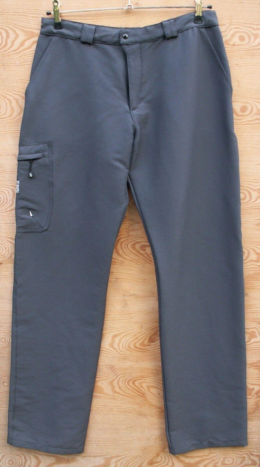Vertcal Davos Pants, schlichte Softshellhose für Herren, Gr. 52,  139,- Euro