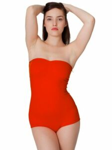 American-Apparel-RSA8325-Cotton-Spandex-Jersey-Strapless-Ruched-Bodysuit
