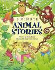 3-minute Animal Stories: A Special Collection of Short Stories for Bedtime by Nicola Baxter (Paperback, 2012)