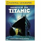 National Geographic Video - Secrets of the Titanic (DVD, 1999)