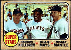 1968 Topps Super Stars #490 Baseball Card