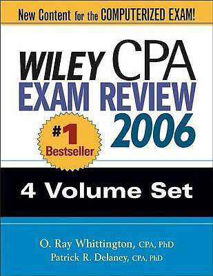 Wiley CPA Examination Review 2006 (Wiley CPA Examination Review (4v.)) by