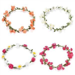 Flower-Garland-Crown-Headband-Festival-Forehead-Hair-Band-Hair-Accessories