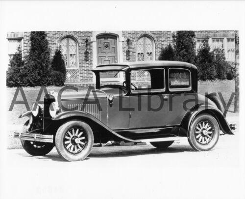 Ref. #44803 1928 Graham 614 Four Passenger Coupe Factory Photo