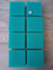 8x-Compatible-Nitrato-FILTROS-Aptos-Para-Juwel-Compact-BioFlow-3-0