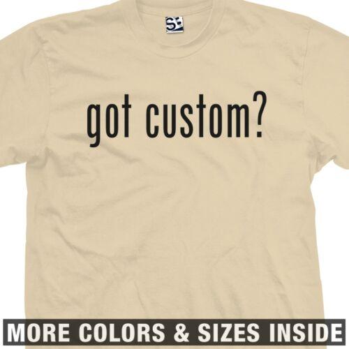 Milk Font T-Shirt All Size Color Custom Got Your Text