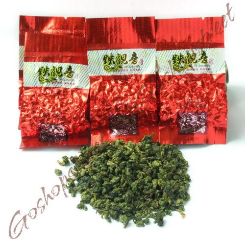 Supreme  Anxi Tie Guan Yin 80g -8g *10pcs Chinese Oolong Tea